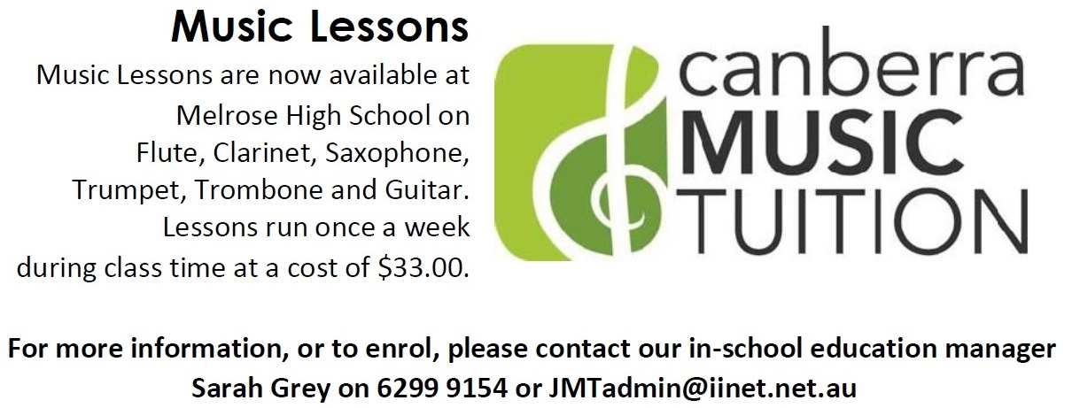 Canberra Music Tuition